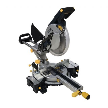 1600W Double Bar Sliding Mitre Saw 255mm